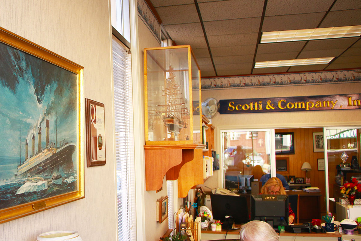 Scotti Insurance Agency, Inc.   Office