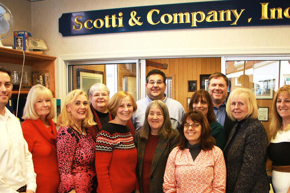 Scotti Insurance Agency, Inc.   Team