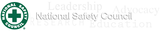 National Safety Council Logo