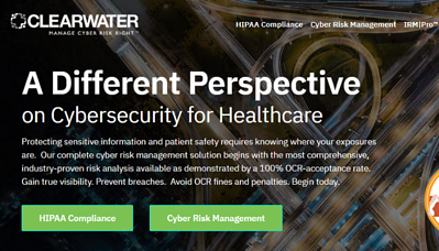 Clearwater_ New Website_ Manage Cyber Risk Right