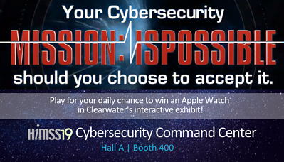 Mission IsPossible_Visit Clearwater_HIMSS19