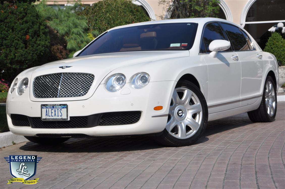 Legend Limousines, Inc. - Bentley Wedding Limo | Bentley Rental NY ...