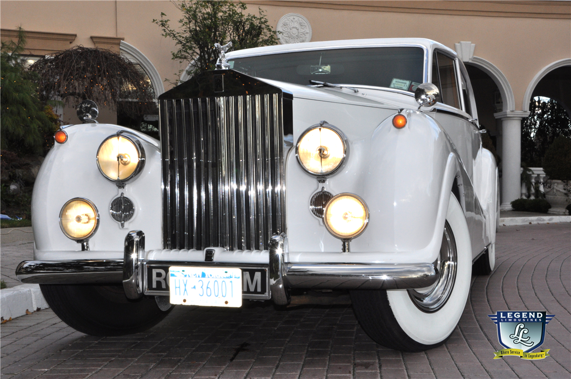 Legend Limousines, Inc. - Rolls Royce Rental Long Island   Antique ...