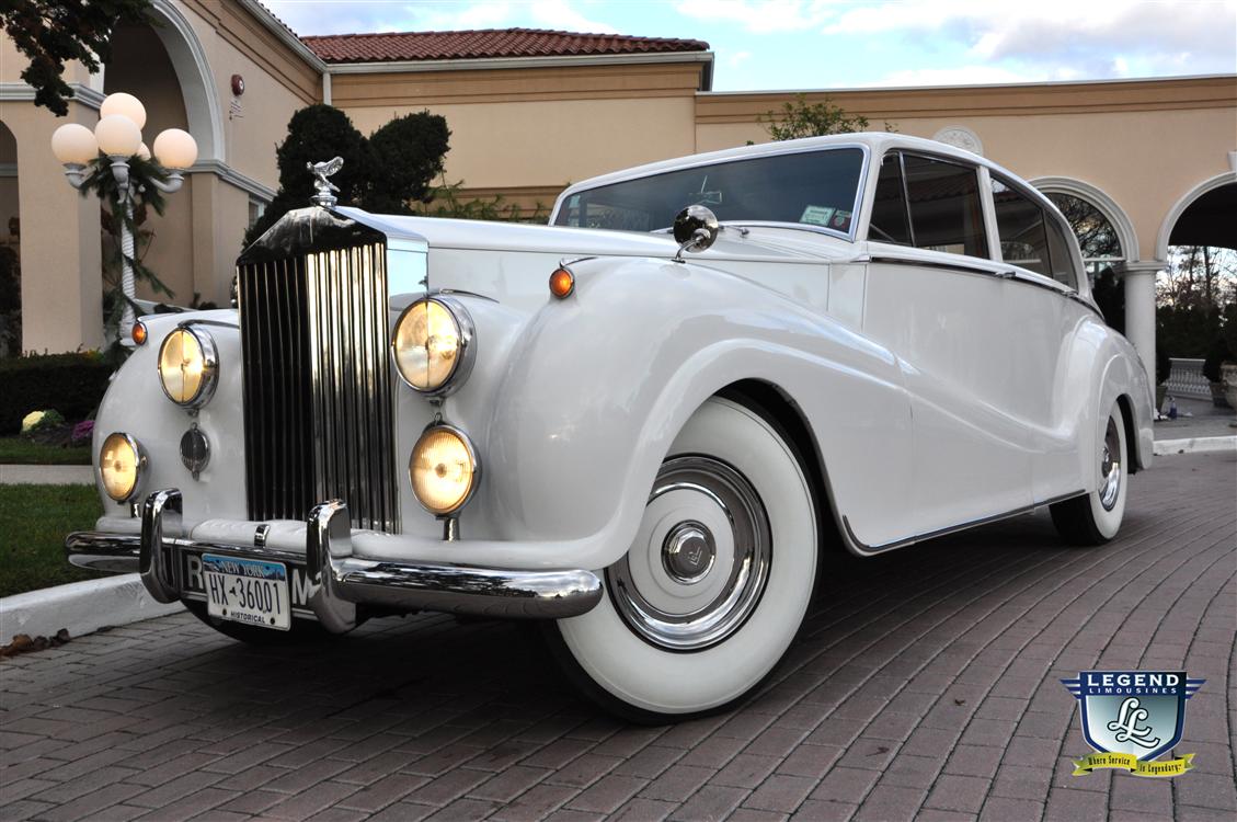 Award Winning 1955 Rolls Royce Silver Wraith By Park Ward