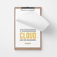 Cloud Computing Checklist