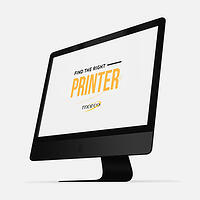 Find the Right Printer Interactive Flowchart
