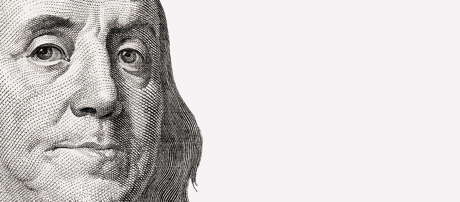 Contentmarketing lessen van Benjamin Franklin