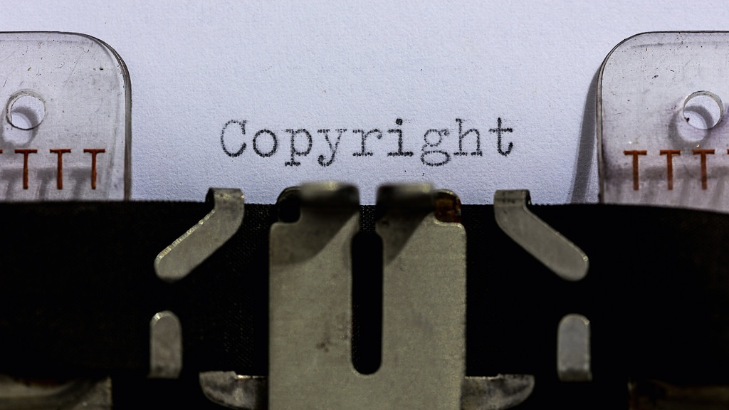 Copyright and Images, a Quick Explanation. What Is Allowed and What Is Obligatory.