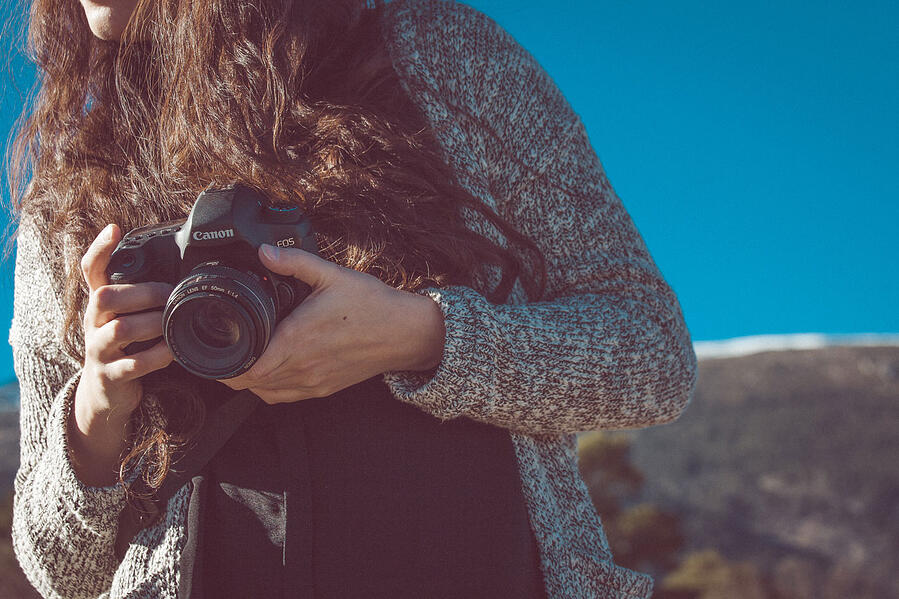 Five tips to help you choose your images