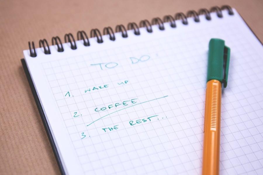Het is weer tijd voor lijstjes, vooruitblikken en terugblikken