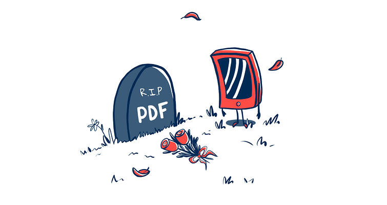 6 Reasons You Should Stop Using PDF for Business Content
