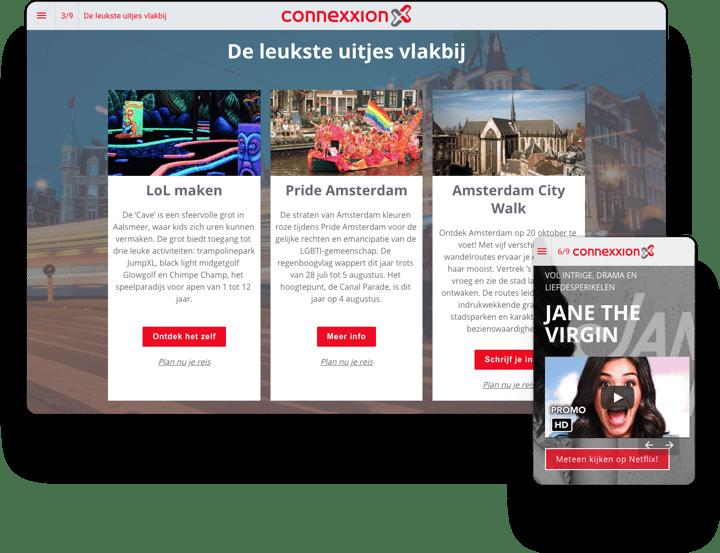 interactive magazine example connexxion