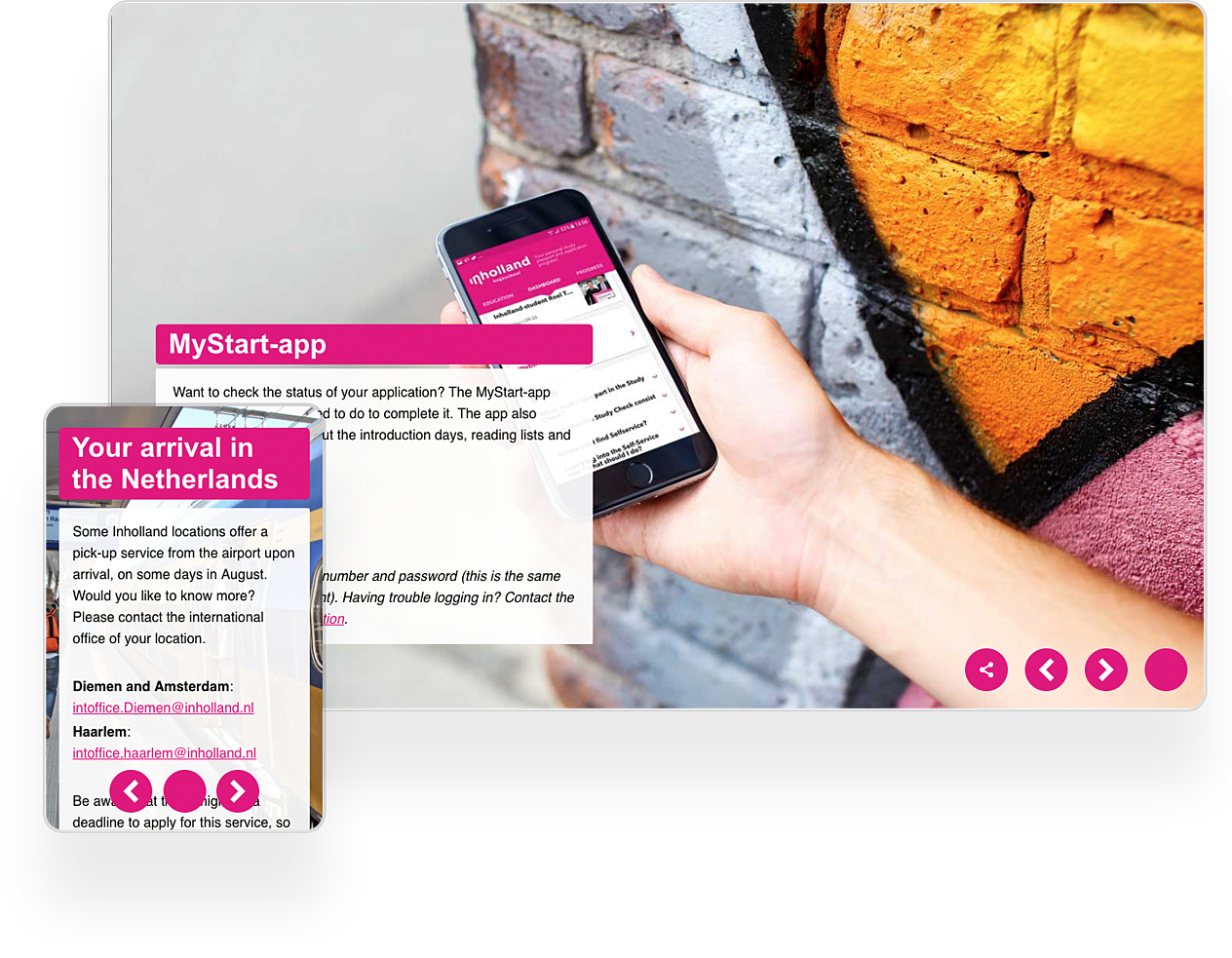Interactive magazines remain a big hit among university students