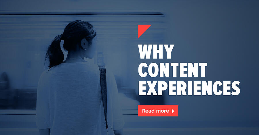 eBook | Why Content Experiences?