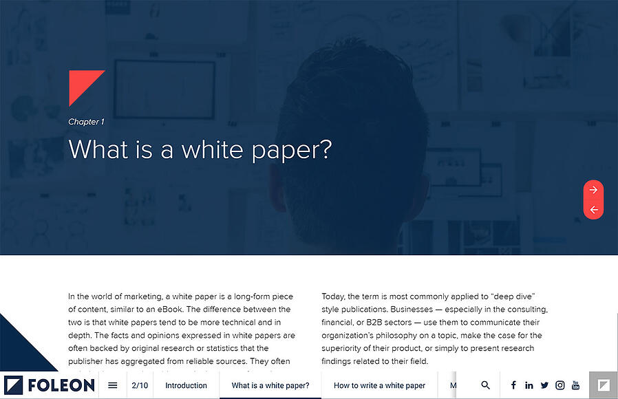 E-book | Whitepaper marketing