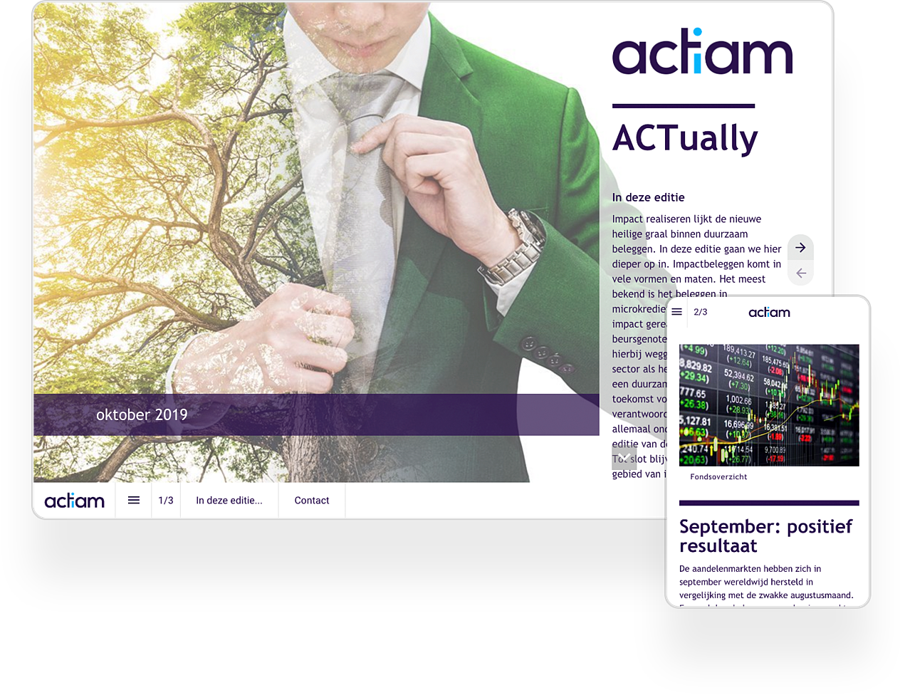 actiam-screens