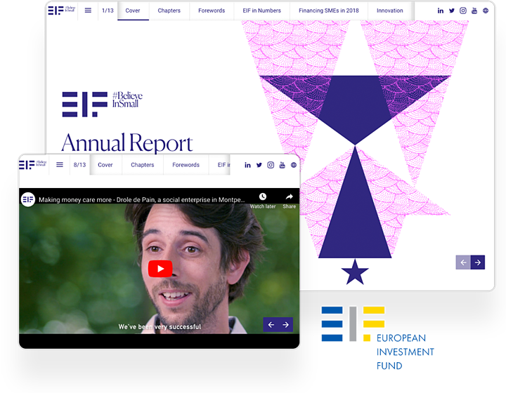 interactive example annual report eif