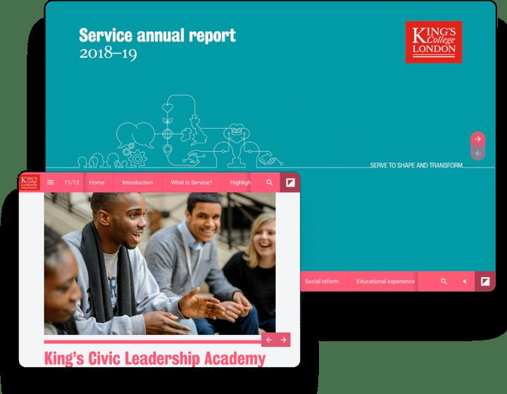 interactive-example-report-kingscollege