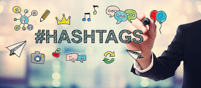Boost your social media engagement with these 3 #hashtag tips
