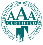Mobile Shredding Services Pittsburgh AAA NAID Certified