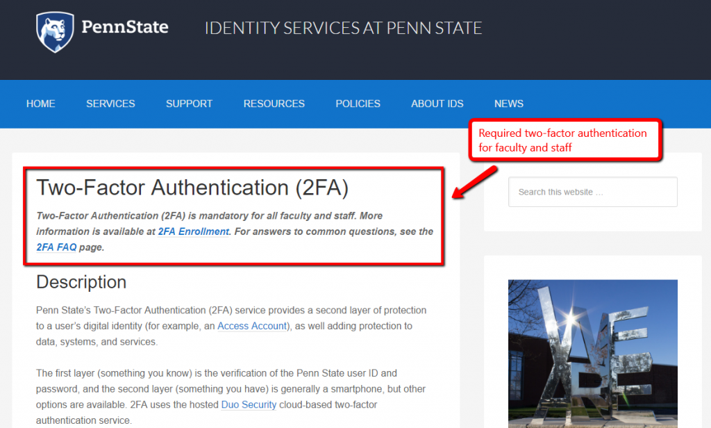 Text Messaging Idea #21 - Two-Factor Authentication
