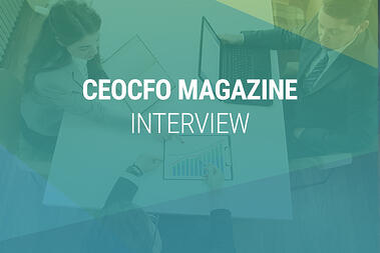 Interview: CEOCFO Magazine