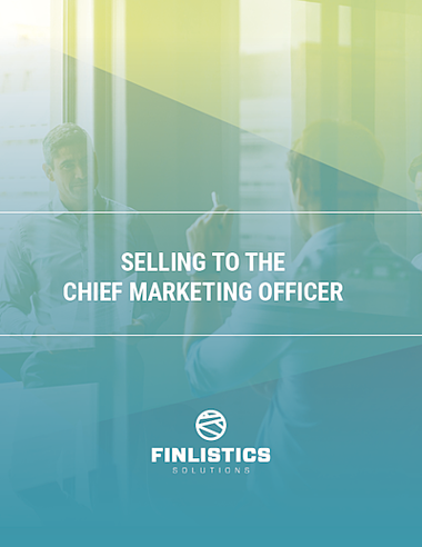 Selling to the Chief Marketing Officer