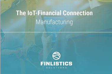 The IoT-Financial Connection