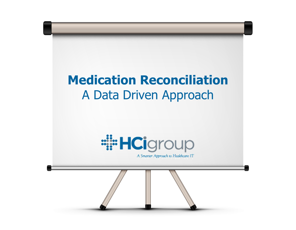 Medication Reconciliation – The Importance of a Data