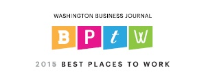 Washington Business Journal Best Places To Work 2015 Award Sahouri Insurance