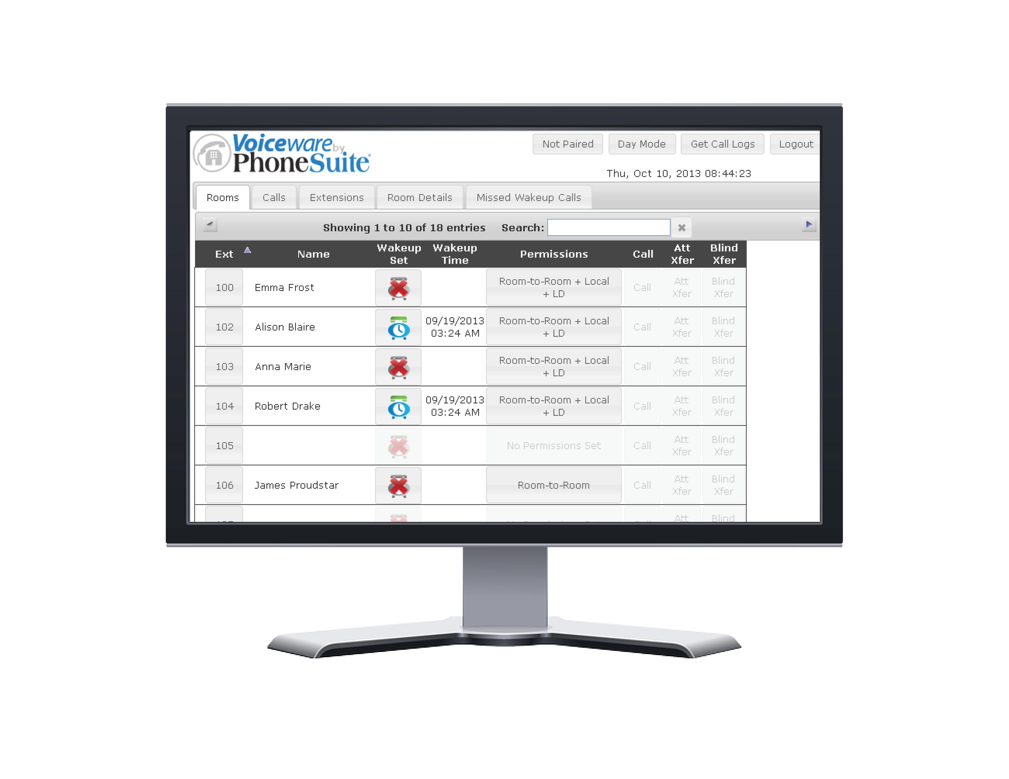 PhoneSuite Voiceware