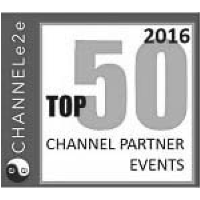 2016 Top 50 Channel Partner Events Award