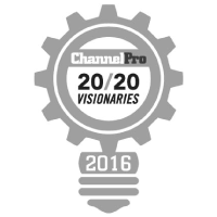 2016 ChannelPro Visionaires Award