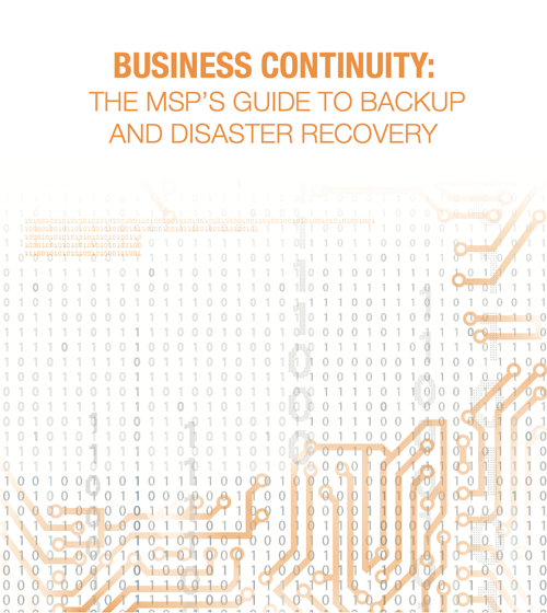 The Managed Service Provider's Guide to Backup and Disaster Recovery