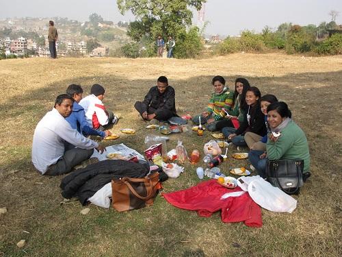 samaanta_team_picnic