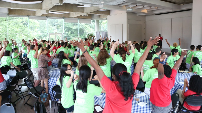 Young Scholars Welcome Weekend