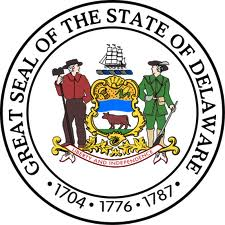Delaware state seal resized 600