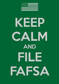 KeepCalmandFileFAFSA
