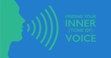Finally_Tone of voice_Website