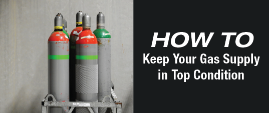 How To Keep Your CNC Plasma Gas Supply in Top Condition