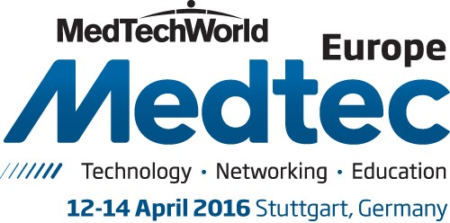 We are speaking at Medtec Europe on April 14th