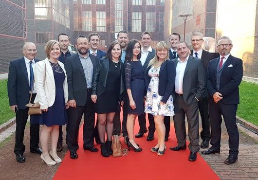 Dolmen team makes an impact at Red Dot Awards