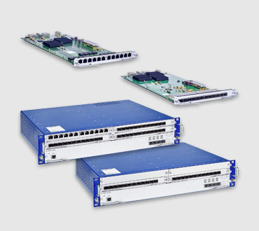 Dragon MACH4x00 Layer 3 Backbone Ethernet Switches