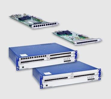 Dragon MACH4000 Layer 3 Backbone Switches