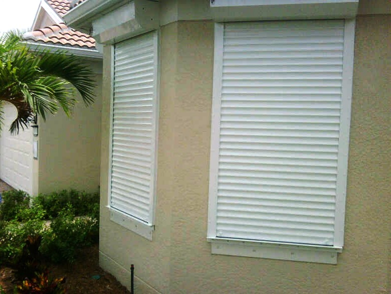 How to choose between hurricane shutters and impact windows to protect your home - Types shutters consider windows ...