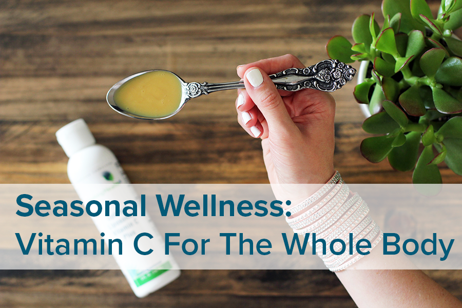 Seasonal Wellness: Vitamin C For The Whole Body