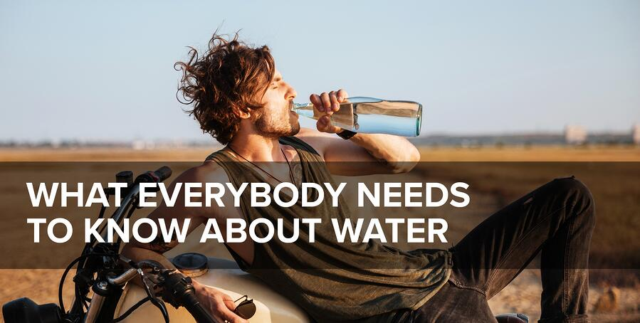 Water Is Essential To Our Overall Health.