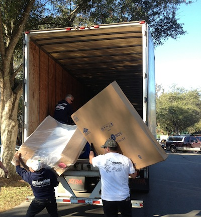 How Much Could You Save by Hiring a Moving Company?