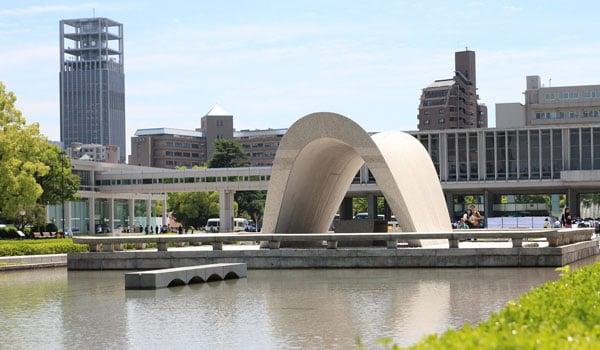 hiroshima-memorial-in-hiroshima-japan
