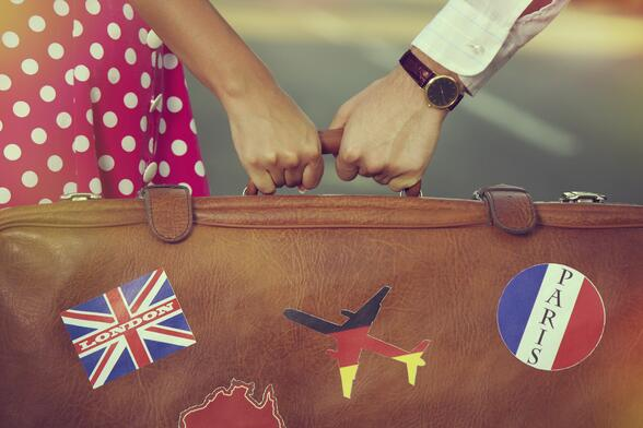 packing your bag for a hostel stay